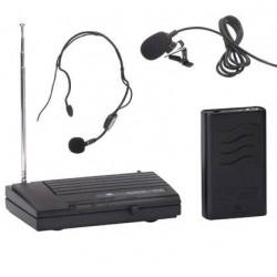 Microfono Inalambrico Mu-800 Belt