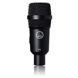 P-4 Microfono Instrumento Akg