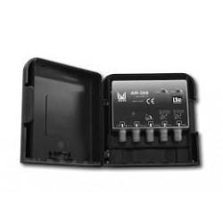 Amplicador Doble Toma Antena 32db Alcad