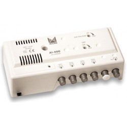Amplificador Interior 4 Salidas Tdt Alc