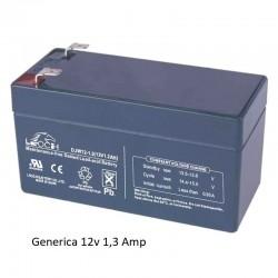 Bateria Plomo 12v 1,3amp