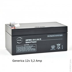Bateria Plomo 12v 3,2Amp