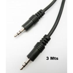 Jack 3,5 - Jack 3,5mm Stereo 3Mt. Eco