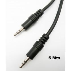 Jack 3,5 - Jack 3,5mm Stereo 5Mt Eco